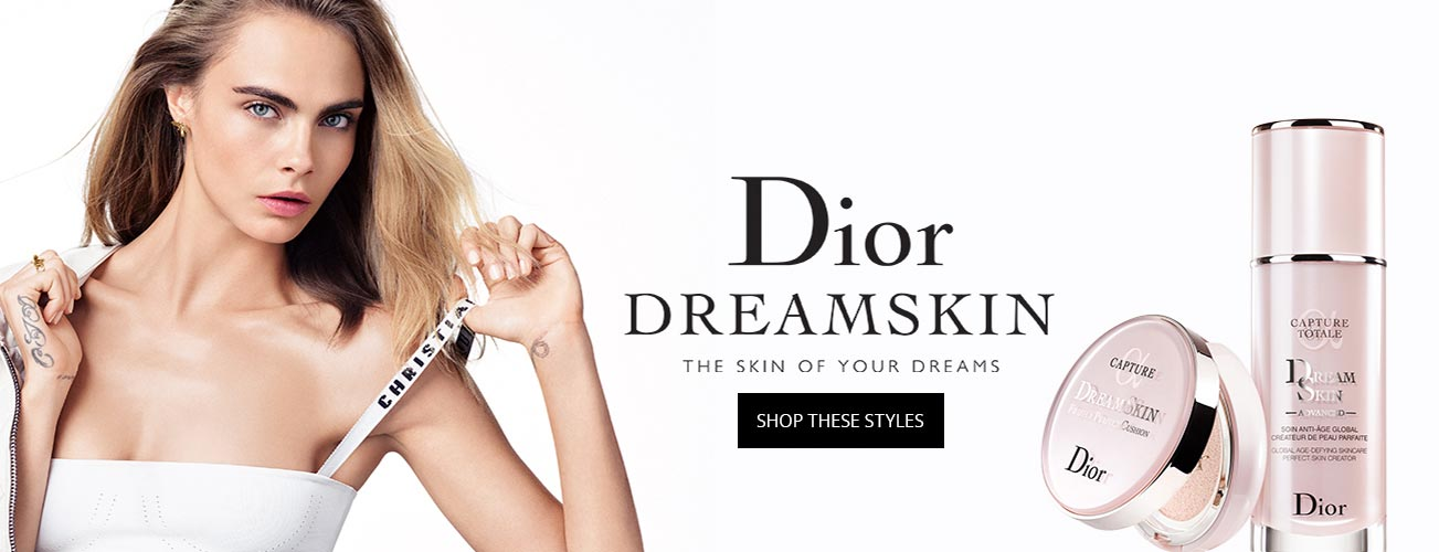 Dior dreamskin creative image