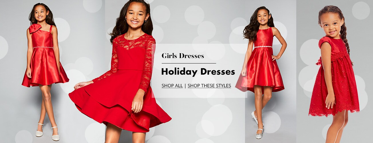 Girls Dresses Dillards