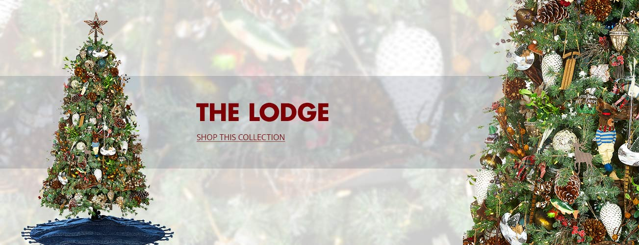 the lodge christmas collection