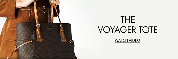 Michael Kors Voyager Tote Informational Video