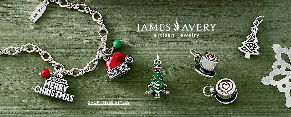James Avery Jewelry Christmas