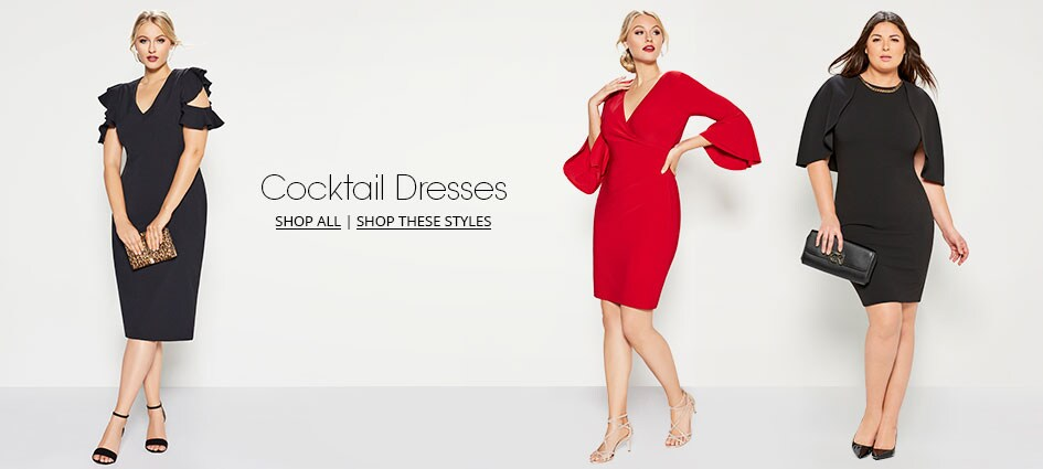 women's plus-size clothing | dillards