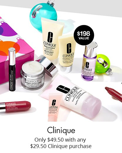 Shop this Clinique PWP