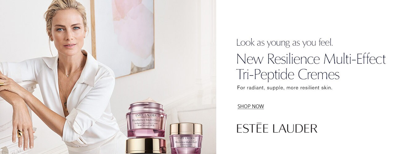 Estée Lauder beauty products